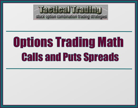 Put and call option trading
