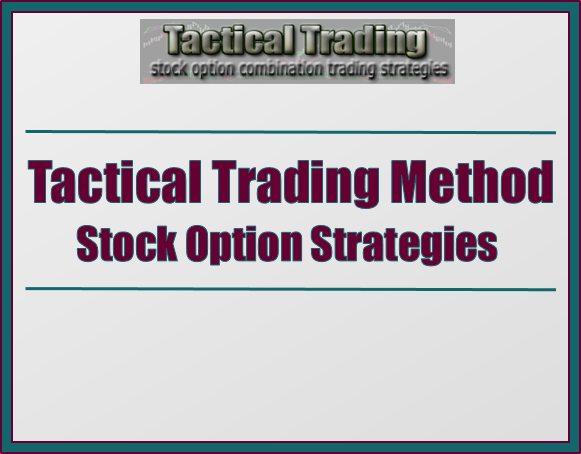 Day trading options strategy