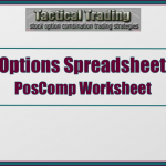 Stock Options Trade Position Comparison Spreadsheet