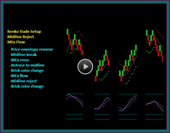 Renko Chart Trading Setup Video
