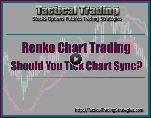Should You Renko Chart And Tick Chart Sync